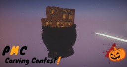 [₱Đ]- ꜱᴘɪʟʟɪɴɢ ᴘᴜᴍᴘᴋɪɴꜱ || [Build Contest] Minecraft Map & Project