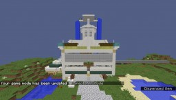 The Redstone Manor Minecraft Map & Project