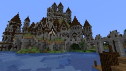 Project Medieval City Minecraft