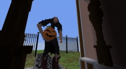 Trick or Feed (W.I.P) Minecraft Map & Project