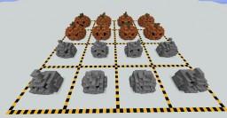 Pumpkin Showcase Minecraft Map & Project