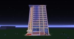Improved CommandBlock hotel Minecraft Map & Project