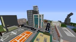 Sneak Peek Minecraft Map & Project