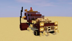 The Gigahorse Minecraft Map & Project