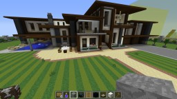 B4zuM - primary - City - Creative building & exploring. Minecraft Map & Project