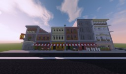 Just a Couple of Buildings Minecraft Map & Project