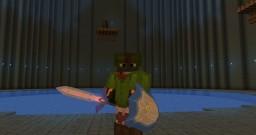 Zelda : The Wind Waker - Ganon's Castle Minecraft Map & Project