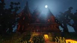 Halloween House Minecraft Map & Project