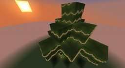 Big Little Tree decorated for Christmas Minecraft Map & Project