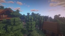 Legicey's Taiga Village Minecraft Map & Project