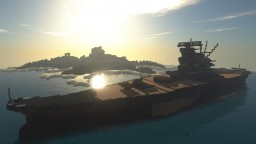 Battleship Yamato Minecraft