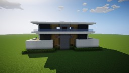 large modern house by rizzal Minecraft Map & Project