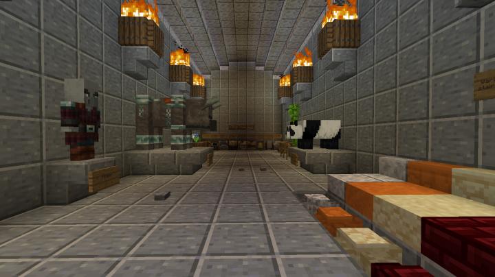 Minecraft 1 14 The Village Pillage Update Preview Minecraft Project