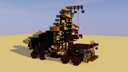 The Doof Wagon Minecraft Map & Project