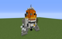 Chopper (Star Wars Rebels) Minecraft Map & Project