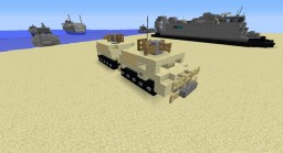 bv 206 Minecraft Map & Project