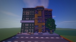 Little structure Minecraft Map & Project