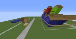 Hello Neighbor in Minecraft Full Version Minecraft Map & Project
