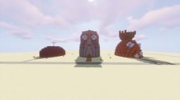 Project: Bikini Bottom Minecraft