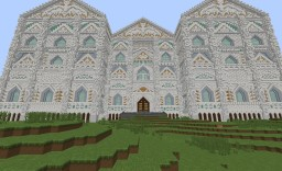 Neversia Palace Minecraft Map & Project