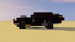 The XB Interceptor Minecraft Map & Project