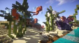 Soporo Aqua | Original Underwater Survival! Minecraft Server