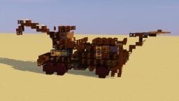 The Buzzard Excavator Minecraft Map & Project
