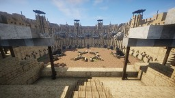The Arena - Mount & Blade: Warband [PvP] Minecraft Map & Project