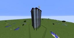RSM Place at 11 King Street West, Toronto, Ontario (FORMERLY COLLIN'S BARROW PLACE) Minecraft Map & Project