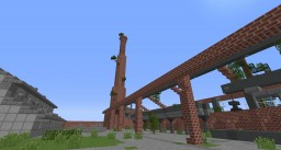 Abandoned Soviet Factory Minecraft Map & Project