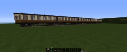 Newport City Trains! Minecraft Map & Project