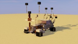 The Nux Car Minecraft Map & Project