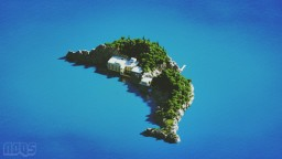 Mediterranean Villa in Li Galli Islands Minecraft Map & Project