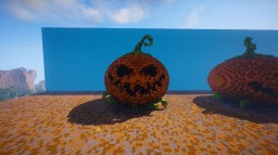 Pumpkins collection || 20!8 Minecraft Map & Project