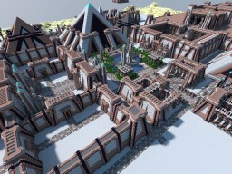 Akhetaten - Pharaoh's Capital City Minecraft