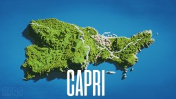 Capri Island Minecraft Map & Project