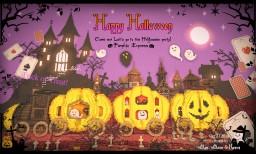 Halloween Pumpkin Express Minecraft Map & Project