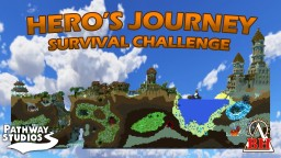 Hero's Journey Survival Challenge (Minecraft Marketplace) Minecraft Map & Project