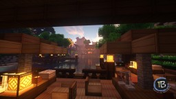 The Half-Moon Bay Minecraft Map & Project