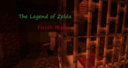 The Legend of Zelda: Fallen Hero Minecraft Map & Project