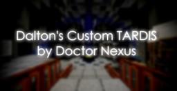 Dalton's Custom TARDIS Minecraft Map & Project
