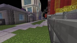 Cyberpunk city - East Heights Minecraft Map & Project