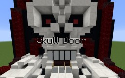 A SPOOKY DOOR FOR MUMBO Minecraft Map & Project