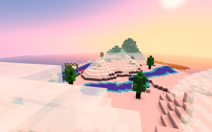 GBA Snow Land