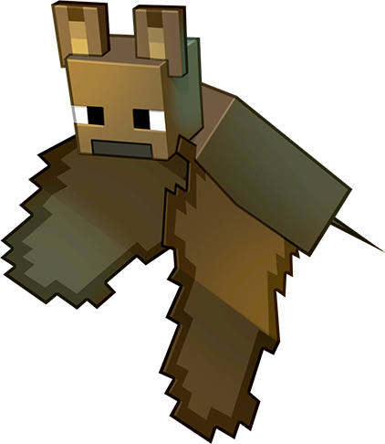 Bats Drop Leather Data Pack Minecraft Project