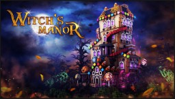 Witch's Manor Minecraft Map & Project