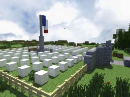 100 Years | 100 Ans | 100 Jahre | WWI Project Minecraft Map & Project