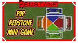 PVP Redstone Minigame [Minecraft Bedrock Edition] Minecraft Map & Project
