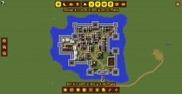 Fantasy walled town Minecraft Map & Project