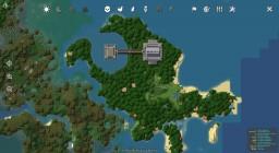 Oak Island Fort Minecraft Map & Project